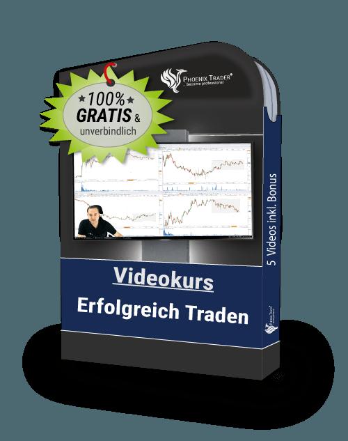 PhoenixTrader Kostenloser Videokurs - Erfolgreich Traden